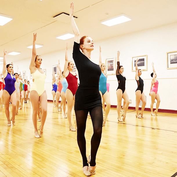 Dance Sensation Class