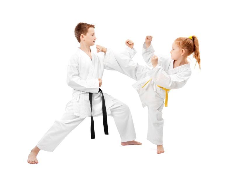 Karate Kids (6-12 г.)